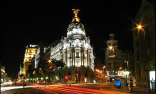 Madrid er verdt et besøk - selv om strendene også lokker. Foto: Antonio García