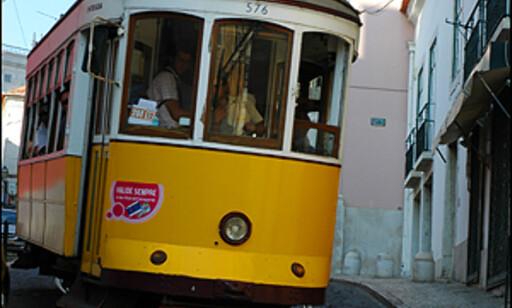 "Trikkebyen Lisboa er ""up and coming""."