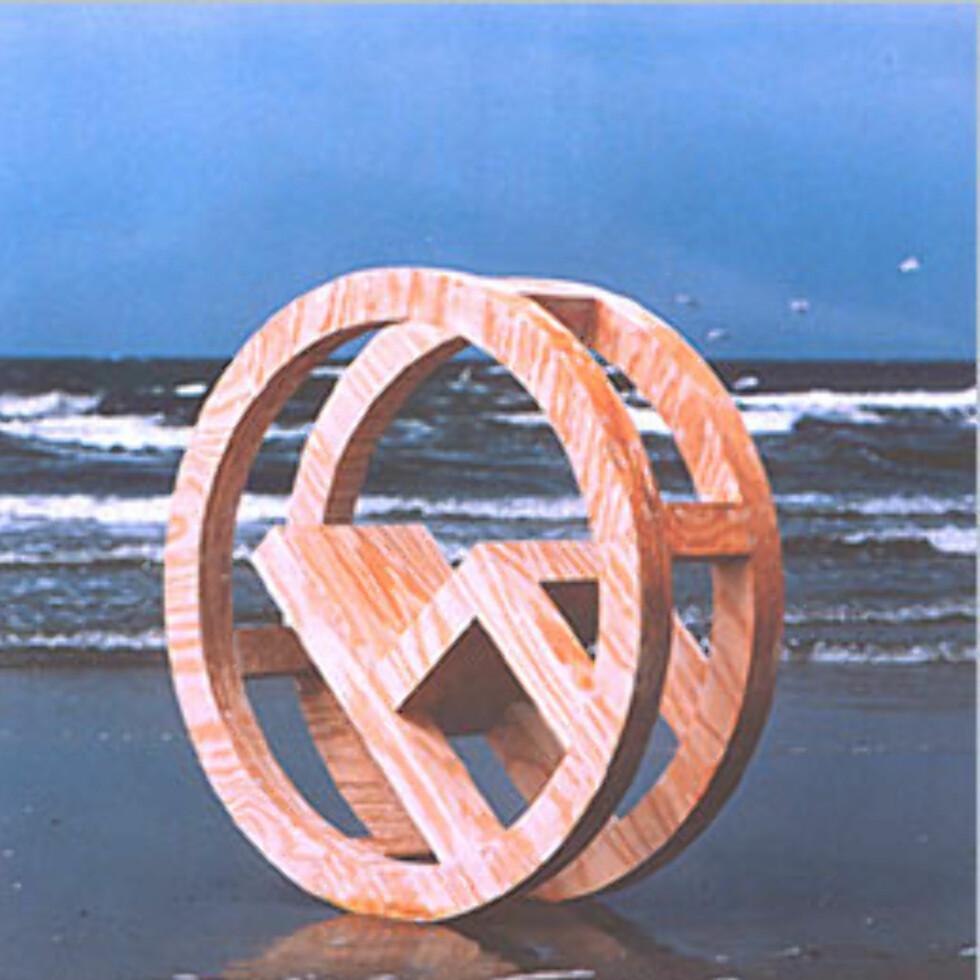 """En ny form for gyngestol? Fra prosjektet """"Seven chairs in seven days"""" av Ineke Hans. Foto: Ron Steemers / Alphons ter Avest. Foto: Foto: Ron Steemers / Alphons t"""