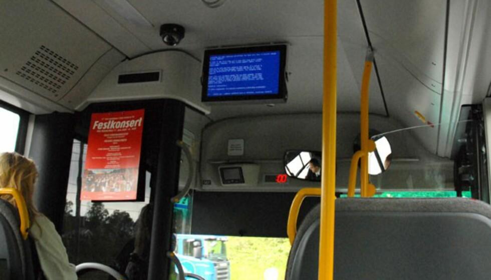 Den egentlige grunnen til at bussen er forsinket