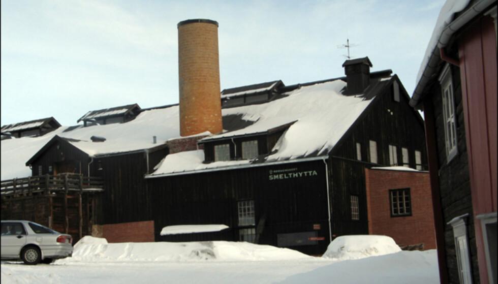 Smelthytta på Malmplassen ved Hitterelva var hjertet i verksdrifta og midtpunktet i Røros-samfunnet. Fra 1646 til 1953 ble det smeltet koppermalm her. I dag er det museum som viser hvordan kobberverket ble drevet, og draktutstilling med 1800-talls stasklær fra regionen.