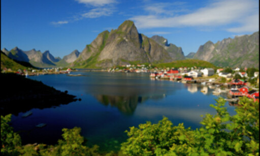 Lengre somre kan gi flere turister til Nord-Europa og Norge, ifølge studien fra Deutsche Bank. Foto: Colourbox