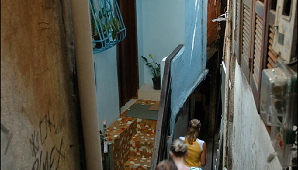 Bildespesial: Favelatur i Rio