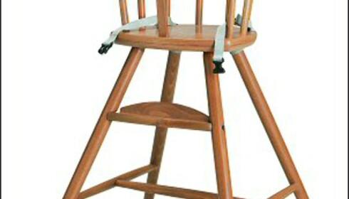 GULLIVER-barnestolen fra IKEA.