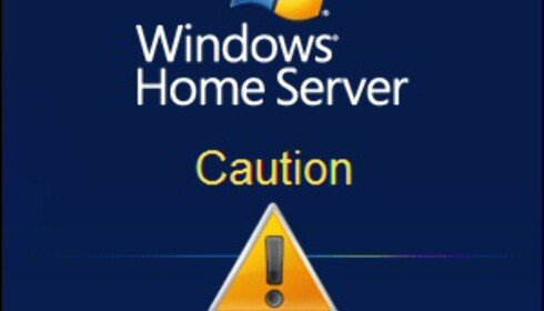 Windows Home Server - innføring