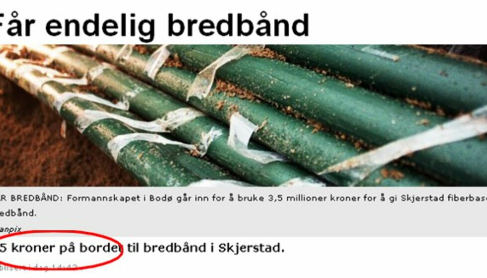 (Faksimile fra NRK.no)