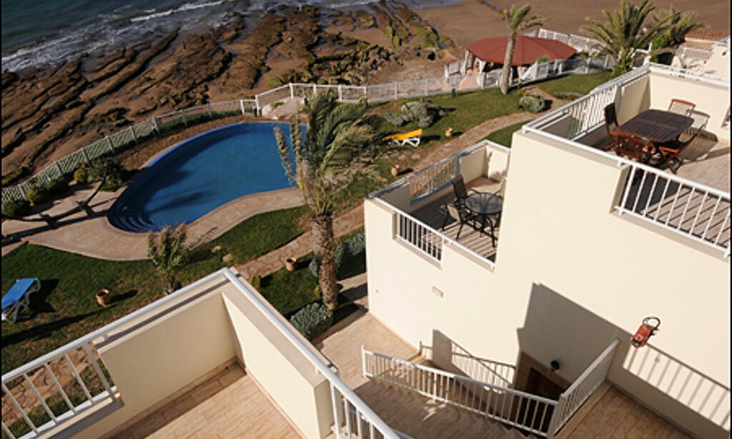 Killer Point Apartments er et utmerket utgangspunkt for en surfetur til Agadir.