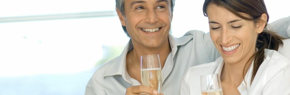 Som 48-åring er det sannsynlig at du kan feire din høyeste årslønn noensinne. Foto: Colourbox.com Foto: Foto: colourbox.com