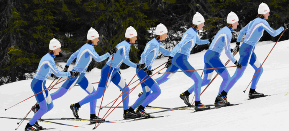 Så lett blir du super på ski