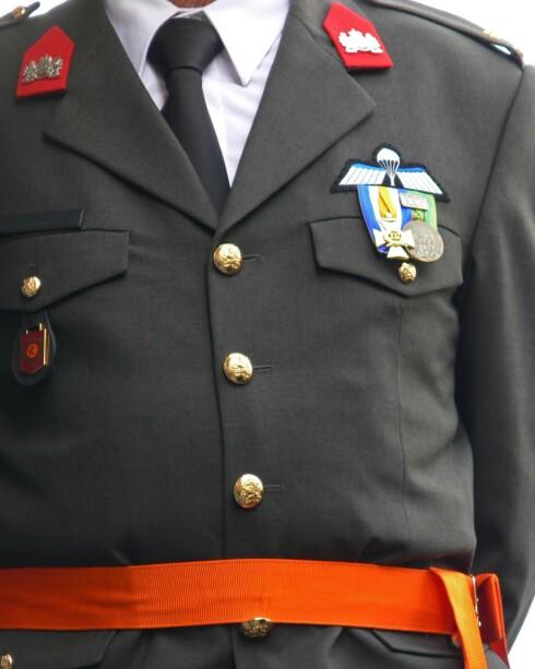 Om man er ute etter makt, kan det være lurt å la seg inspirere av uniformer i klesveien. Foto: Colourbox.com Foto: Foto: Colourbox.com