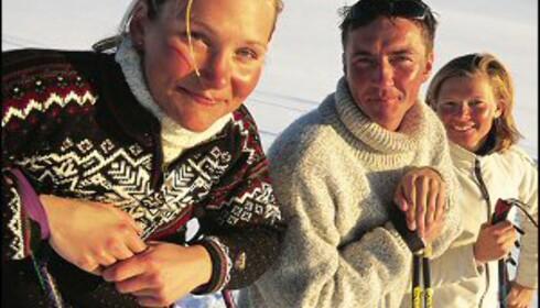 Kom deg til fjells i påsken! Foto: Terje Rakke/Nordic Life/Innovasjon Norge