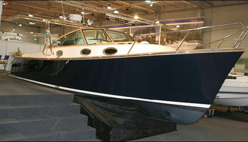 Nordic Star 32 Cruiser.