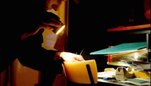 Pass på hvor du oppbevarer dokumenter med personopplysninger. Foto: Colourbox.com