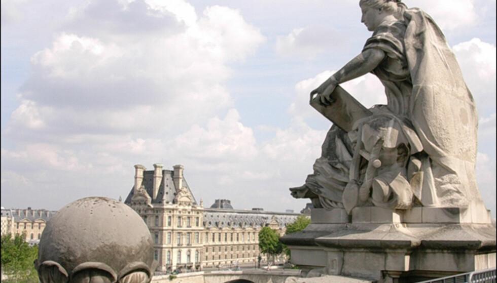 I Musee D'Orsay kan du beundre en anstendig samling kunst fra impresjonismen, inkludert berømte verker av Monet, Manet, Renoir, Van Gogh og Degas.  På nett: www.musee-orsay.fr Foto: Anna Maria Lopez