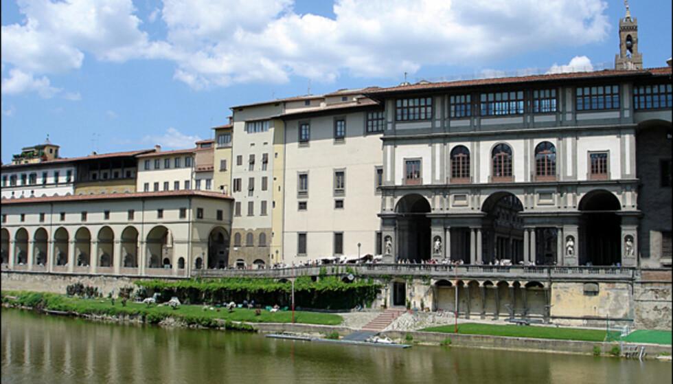 Et av de eldste museene i verden, med verker av Michelangelo og Leonardo da Vinci.  På nett: www.firenzemusei.it Foto: Susanne Worsfold