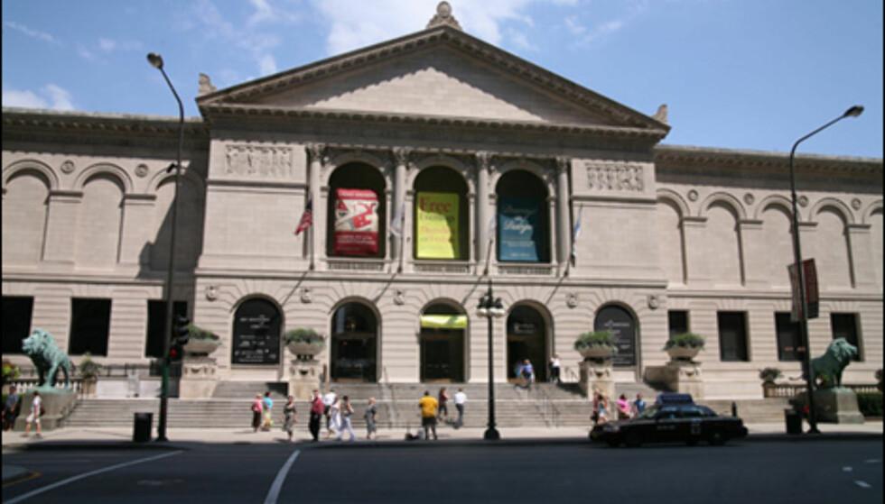Art Institute of Chicago kan skryte av an anselig samling med kunst fra impresjonismen og post-impresjonismen.  På nett: www.artic.edu   Foto: www.aviewoncities.com