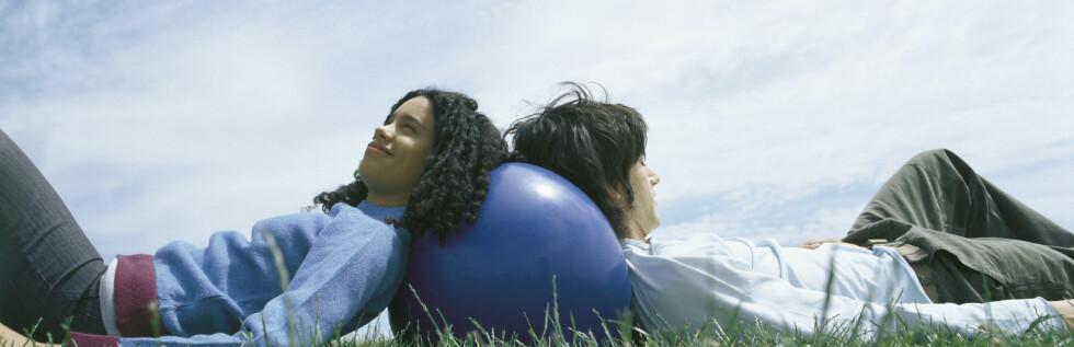 Kunne du tenke deg å bytte bort en del av inntekten mot mer fritid?  Foto: Foto: colourbox.com