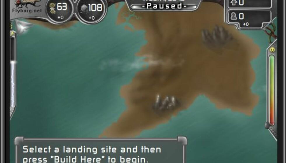 Det kan være en ide å gå gjennom tutorialen til spillet.