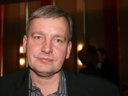 Leder i LOs forhandlingsavdeling, Knut Bodding. Foto: Foto: Hanne Maria Breivik