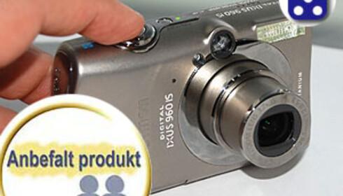 12 megapiksels lommekameraer