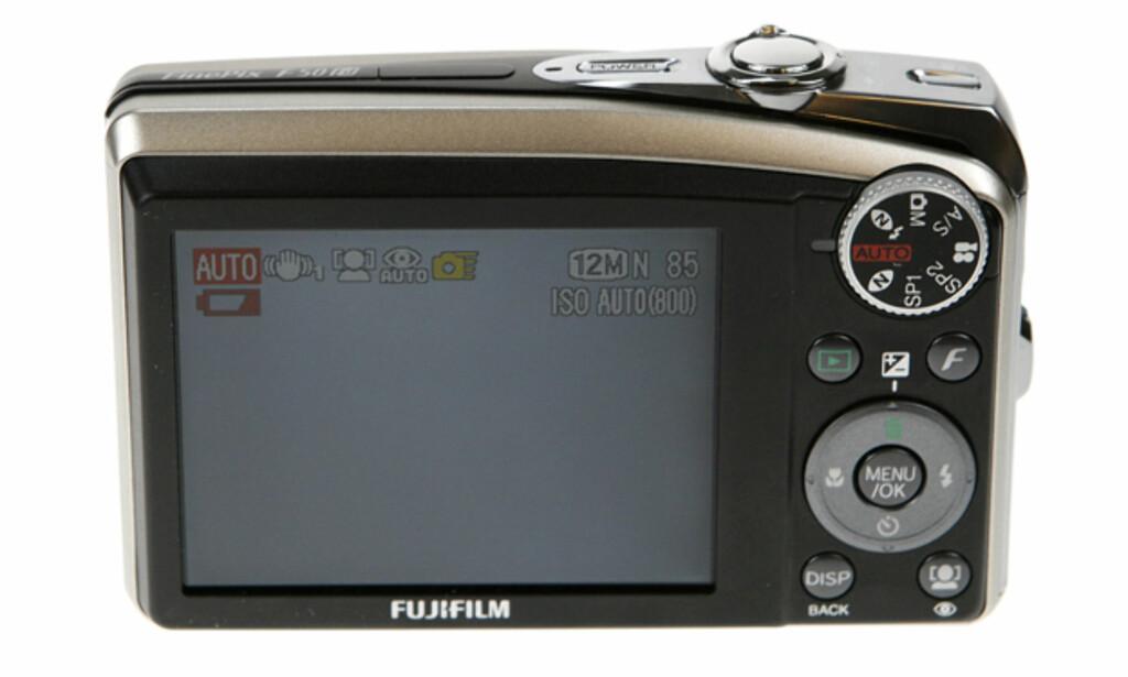 image: Fujifilm FinePix F50fd