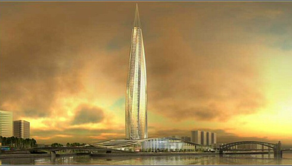 Se disse fantastiske byggverkene