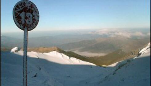 Foto: Kalavrita Ski Centre