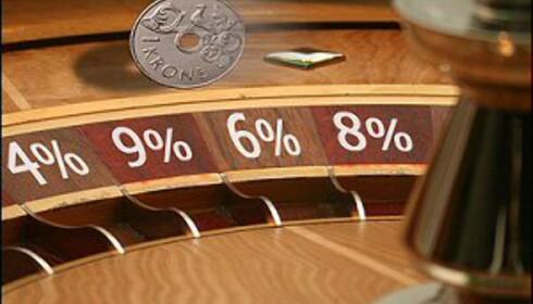 Mange forstår ikke enkle rentebegreper. Bildeillustrasjon: Per Ervland.