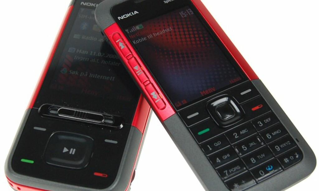 image: Nokia 5310 og 5610 XpressMusic