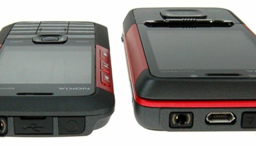 Nokia 5310 og 5610 XpressMusic