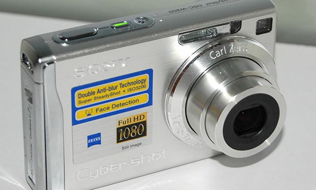 image: Sony Cyber-shot DSC-W200