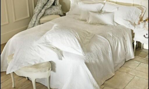 FÅ STILEN: Lignende sengetøy finner du blant annet hos Zara Home og LaRedoute.no. Foto: Zara Home