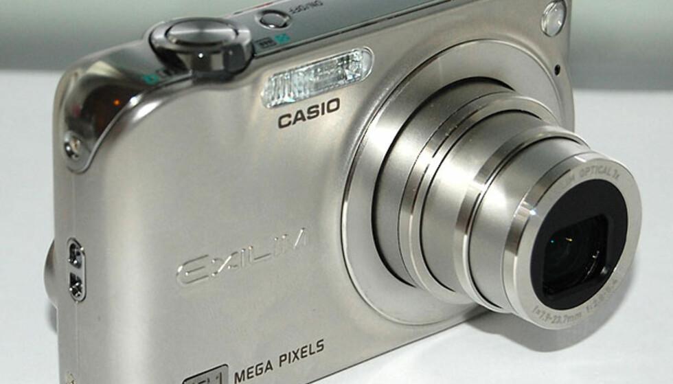 Casio EXILIM Z1200