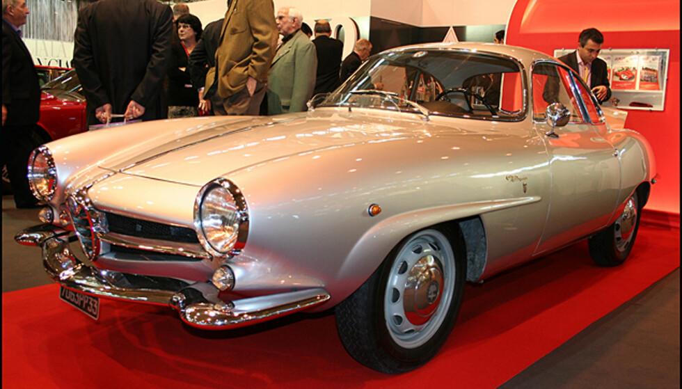 Alfa Romeo Giulietta Sprint Speciale fra 1962
