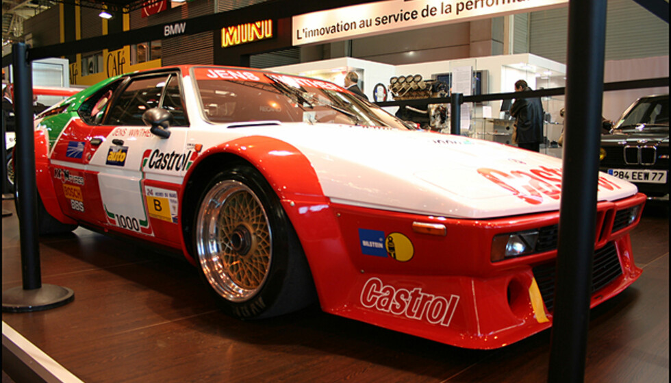 BMW M1 - racing-rigget.