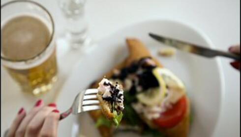 Maten er en viktig del av storbyferien. I noen byer er utvalget bedre enn i andre. Foto: Colourbox