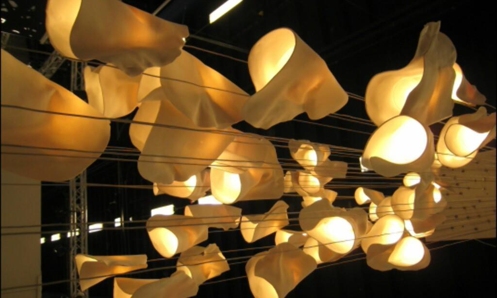 Nytt fra Bocci, håndlagete lamper i porselen. Hver eneste en er unik.