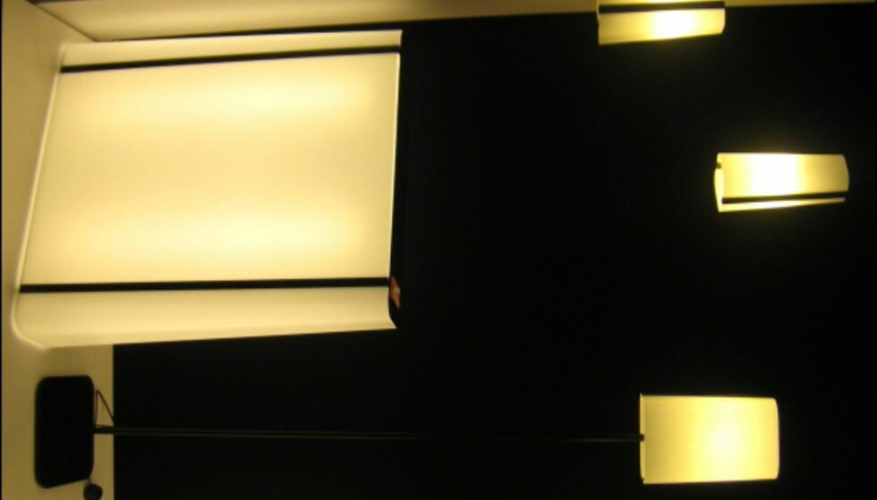 Nyhet fra bsweden, lampeserien Costello.