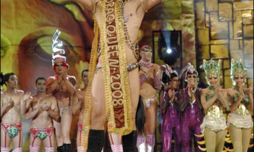 Sjekk de platåskoene! Foto: www.lpacarnaval.com