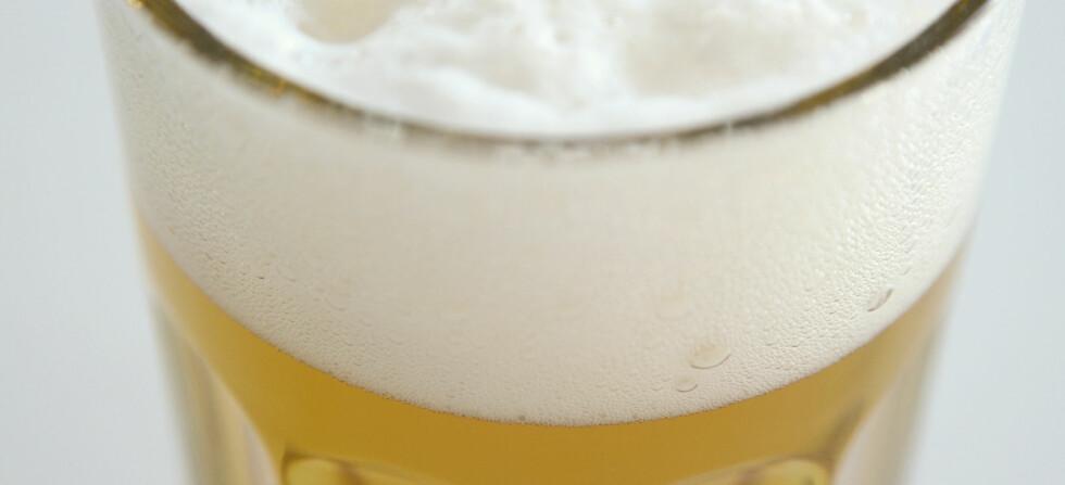 Salget av slanke-øl tar av