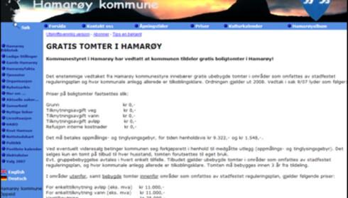 Faksimile: http://hamaroy.kommune.no