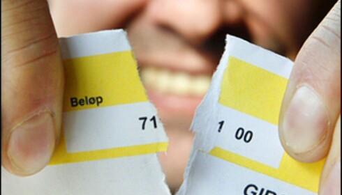 Be om å få spesifisert regning, slik at du vet hva du betaler for. Illustrasjonsfoto: Per Ervland