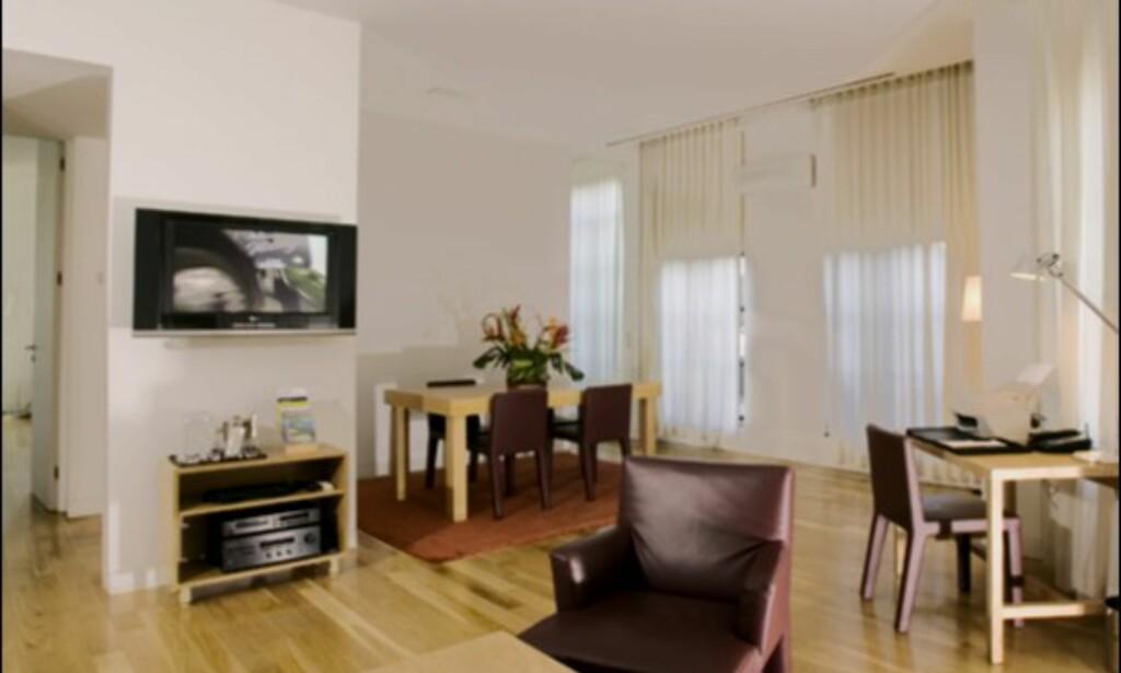 Sjokoladesuiten skal settes opp på The Bryant Park Hotel i New York.