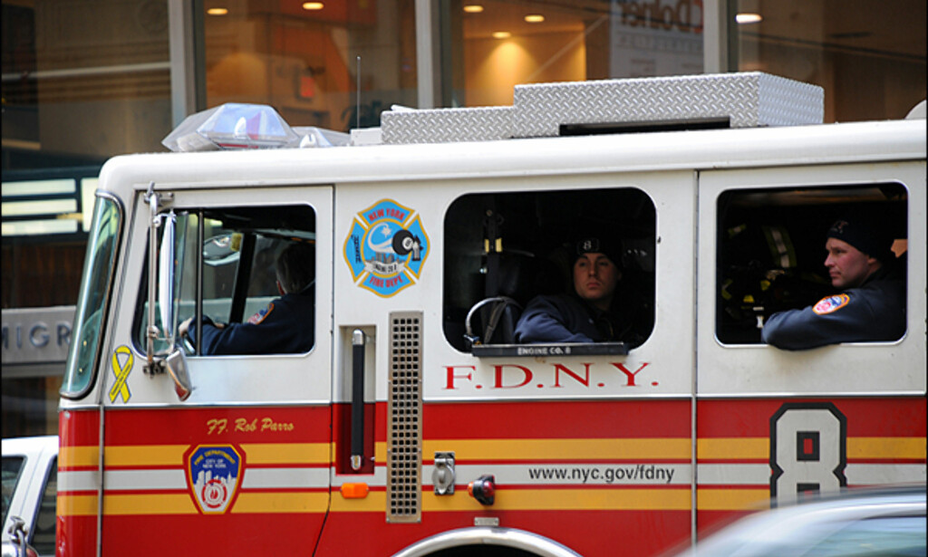 New Yorks ubestridte helter.
