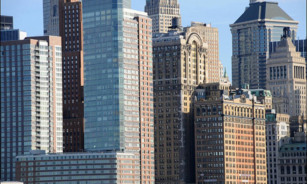 Manhattan er et imponerende skue på det menneskeskapte uansett hvor mange ganger du har sett byen tidligere.