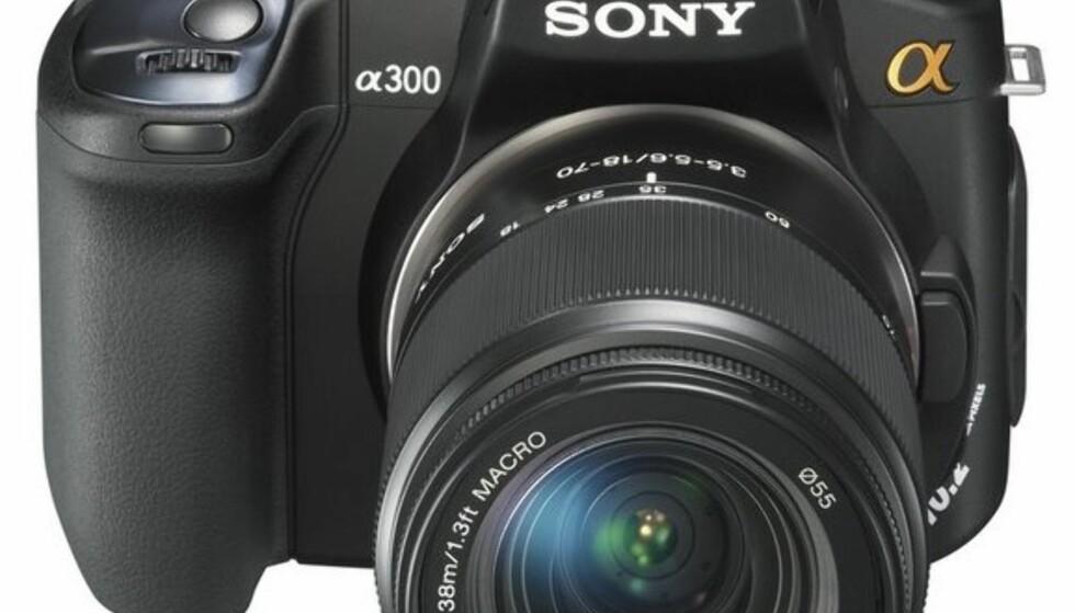 Sony klar med to nye Alpha-kameraer