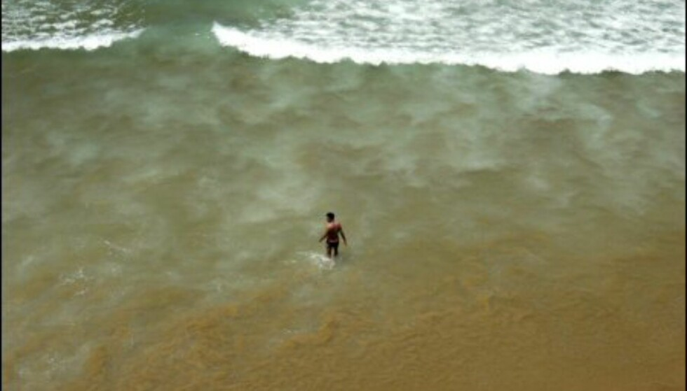 Drømmeforhold i Sagres!  Foto: Vibeke Montero