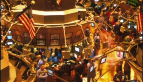 Det har vært børsuro i en rekke land i år. Illustrasjonsfoto: Colourbox.com Foto: Colourbox.no