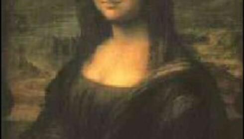 Mona Lisa faller heller ikke i smak hos danskene.