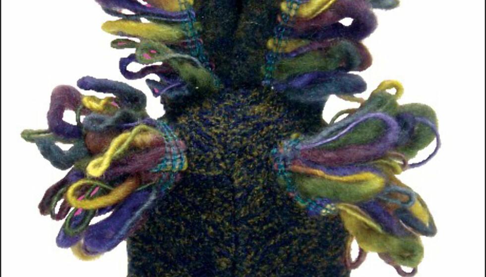 For kjølige dager ... Denne genseren heter Himalaya og finnes også for labrador retrievere. Hip Doggie står bak antrekket som koster 34 dollar.  Foto: Hipdoggie.com